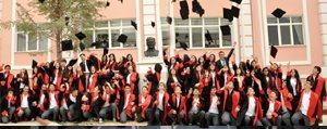 Babaoglu Koleji 14. Mezunlarini Ugurladi