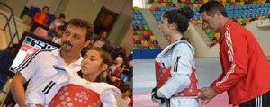 Taekwondo'da Dünya Sampiyonasina Katiliyoruz