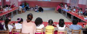 Vilayetler Hizmet Birligi Anaokulunda Yaz Okulu Açiliyor