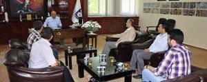 Baskan Çaliskan: `Karaman`a Fuar Ve Kongre Merkezi Insa Edecegiz`
