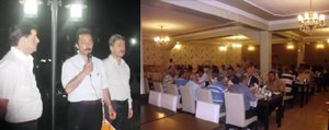 AK Parti Il Baskani Dereli: 100 Yilin Seçimini Yapacagiz