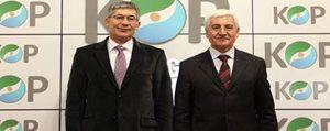 KOP'tan Karaman'a 15 Milyon TL