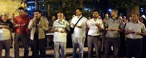 Ramazan Umre Kafilesi Kutsal Topraklara Ugurlandi