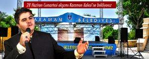 Ramazan Etkinliklerinde Ilk Sahne, Hasan Dursun