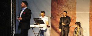 Ramazan'in Ikinci Gününde Gökhan Kirlangiç Sahne Aldi