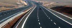 Karaman-Konya Bölünmüs Yol Sicak Asfalt Çalismasi Tamamlandi