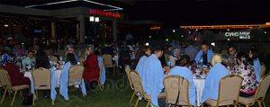 Simsek Bisküvi'nin Iftar Yemekleri Sürüyor