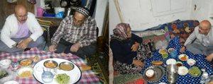 Baskan Samur, Iftarini Yasli Ve Kimsesizlerle Açiyor