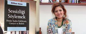 KMÜ'lü Ögretim Üyesinin Kitabi 'Sessizligi Söylemek' Yayinlandi