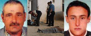 Iki Metrelik Yol Kavgasinda Baba Ile Oglu Öldürüldü