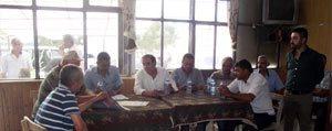 CHP Bayram'da Bos Durmadi