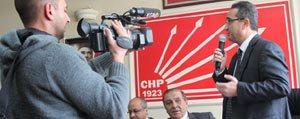 CHP'li Vekiller'den Karaman Çikartmasi