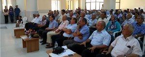 CHP ve MHP Hafta Sonunu Taseli'de Geçirdi
