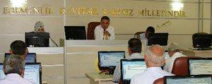 Il Genel Meclisi Bir Aylik Aradan Sonra Yeniden Toplandi