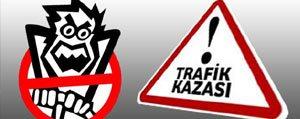 Karaman'in 5 Günlük Trafik Kazasi Bilançosu