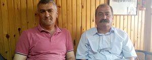 Göktepe Ve Kazanci Belediye Baskanlarindan KGRT'ye Ziyaret
