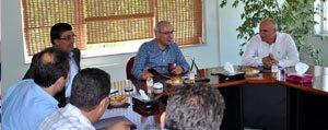 Bakan Lütfi Elvan'dan Karaman Ticaret Borsasina Ziyaret