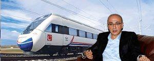 Karaman-Konya Arasi Hizli Tren Seferleri 2015'de Basliyor