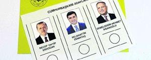 Karaman Cumhurbaskanligi Seçim Sonuçlari