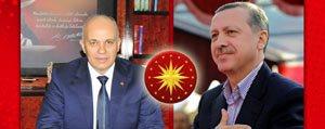 """Çaliskan: """"Cumhurbaskanimiz Hayirli Ugurlu Olsun"""""""