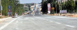 Karaman - Mut Karayolunda 8 Km'lik Kisim Tamamlanarak Trafige Açildi