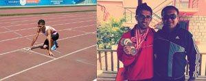 Isitme Engelliler Gençler Atletizm Sampiyonasina Ilimizden Bir Sporcu Katiliyor