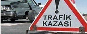 Karaman'da Trafik Kazasi: 2 Ölü