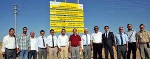Karaman'a Ilk Günes Enerji Santrali Kuruluyor