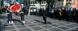 Vali Koca: 30 Agustos Türk Milleti Için Onur Ve Gurur Günüdür
