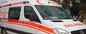 Saglik Müdürlügü'nden Ambulans Açiklamasi