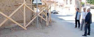 Belediye 2 Asirlik Binayi Hayata Döndürüyor