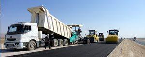 Karaman -  Eregli Karayolu Bölünmüs Yol Çalismalari Devam Ediyor