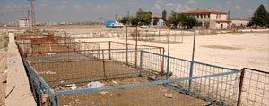 Karaman'da Kurban Satis Yerlerinin Hazirliklari Basladi