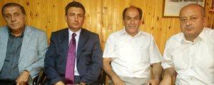 CHP Heyeti'nden Gazetemize Ziyaret