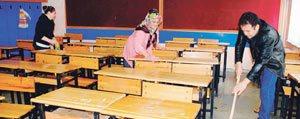 ISKUR, Okullara Hizmetli Alacak
