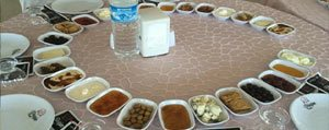 Dügünpark'tan Karaman Usulü Köy Kahvaltisi