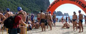 22. Alanya Uluslararasi Yüzme Maratonu