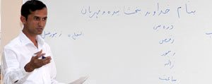 Akademik Personele Arapça Ve Farsça Egitimi