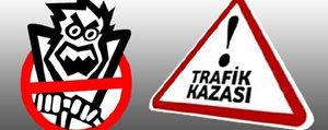 Karaman`da Trafik Kazasi: 6 Yarali
