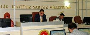 Il Genel Meclisi'nde, Köye Dönüsen Belediyelerin Mallari Görüsüldü