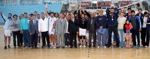 2. ÜNIKOP Spor Oyunlari Voleybol Turnuvasi Sona Erdi