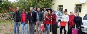 Pasabagi Köyüne ' Geç Kalma Genç Gel ' Ziyareti