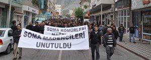 Maden Isçileri Ankara`ya Gitmekten Vazgeçti