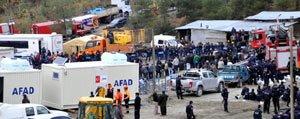 Ermenek`e Afyonkarahisar AFAD'dan 6 Kisilik Ekip Gönderildi