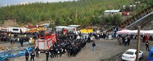Maden Ocaginda Kurtarma Çalismalari Sürüyor