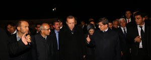 Ermenek'e Gelen Cumhurbaskani Erdogan: Umutlarimizi Muhafaza Etmek Istiyoruz