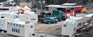 Madende Kurtarma Çalismalari Sürüyor