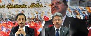 AK Parti'de Seçim Heyecani Basladi