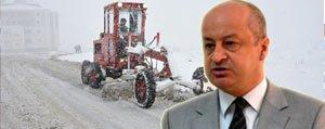 CHP Il Baskani Kagnici: Önceden Kar Yagisinin Gelecegi Bilindigi Halde, Belediye Önlem Almadi