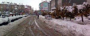 Ilimizde Son 35 Yilin En Fazla Kar Yagisi Görüldü
